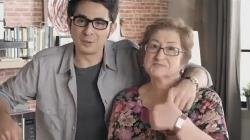Berto Romero y su madre nos presentan, Sopalista de Gallina Blanca