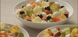 Tulipanes con vegetales, el complemento ideal para ensaladas de Gallo