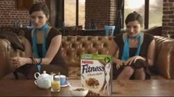 Nestle Fitness dos placeres en uno