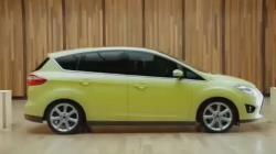 Nuevo Ford C-Max, equipado como nunca