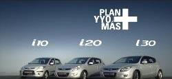 Plan ¡Y yo más! de Hyundai