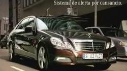 Mercedes Clase E ahora cuida a los de fuera