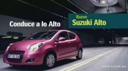 """Suzuki """"Alto"""", cuida del medio ambiente con estilo"""