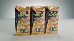 Don Simon Mini, mucho zumo por poco dinero