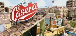 Pedazo invento La Casera, inspirado en 13 Rue del Percebe