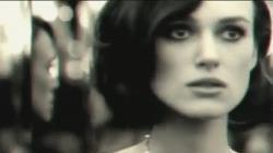 """Keira Knightley nueva imagen de la fragancia """"Coco Mademoiselle"""""""