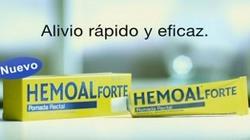 Hemoal Forte alivio rápido y eficaz contra las hemorroides