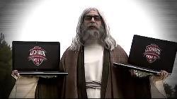 Créetelo, Moisés recibe los 10 mandamientos por e-mail