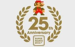 Súper Mario cumple 25 años y Nintendo lanza la Wii roja en su honor