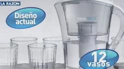 Completa tu nueva cristalería de vasos, con La Razón
