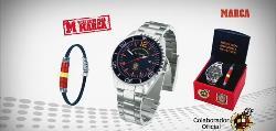 Hazte con Marca con el Reloj y la Pulsera Oficial de la Selección